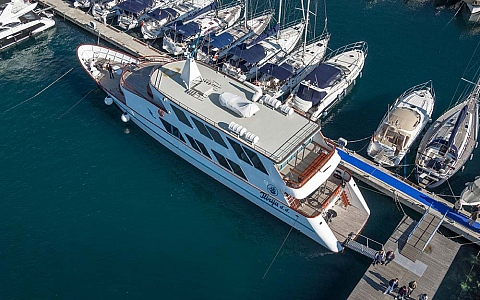 Event ship Nada - Biograd na Moru