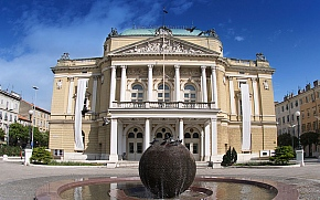 Croatian national theatre Ivan Zajc